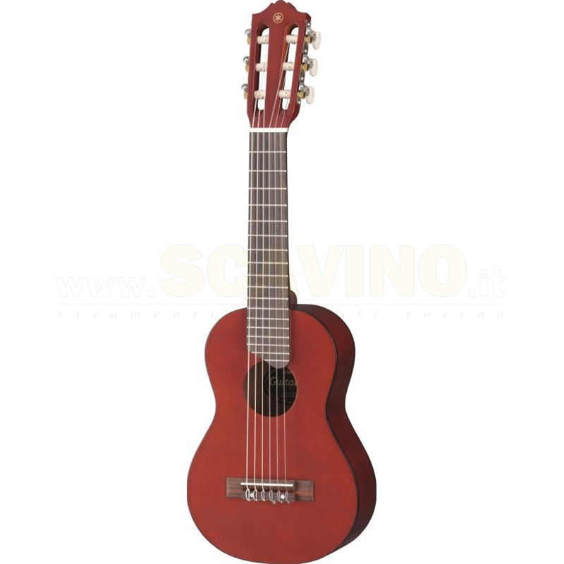 Yamaha GL1PB Guitalele Persimmon Brown
