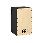 Meinl PSC100B Snarecraft Cajon Ash con Pick Up