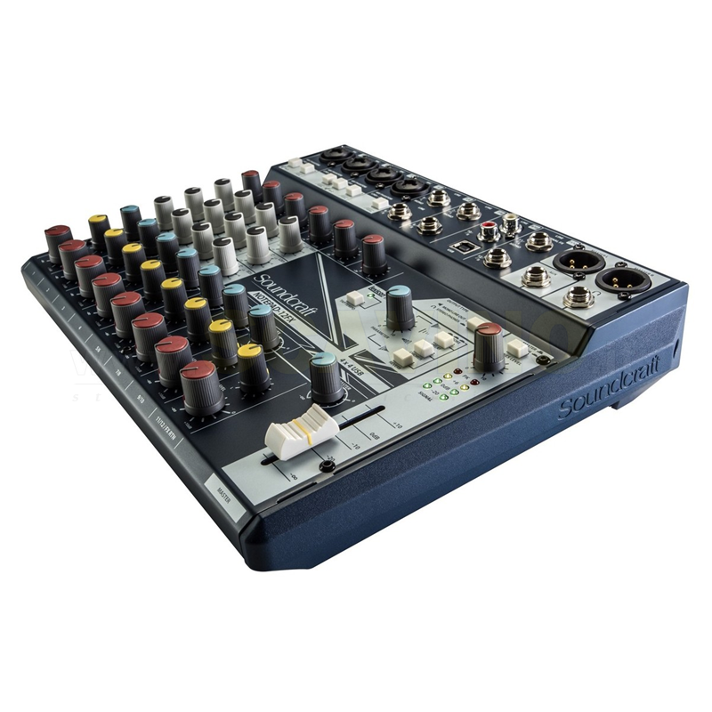 Soundcraft Notepad 12FX Mixer con effetti
