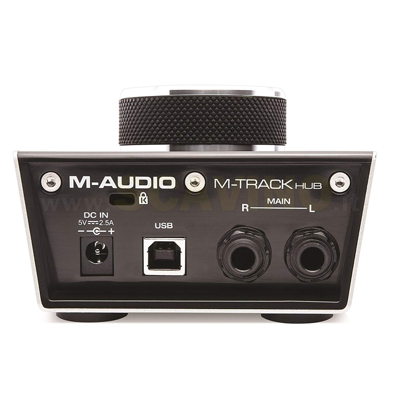 Maudio M Track Hub Interfaccia Audio USB con Hub Integrato