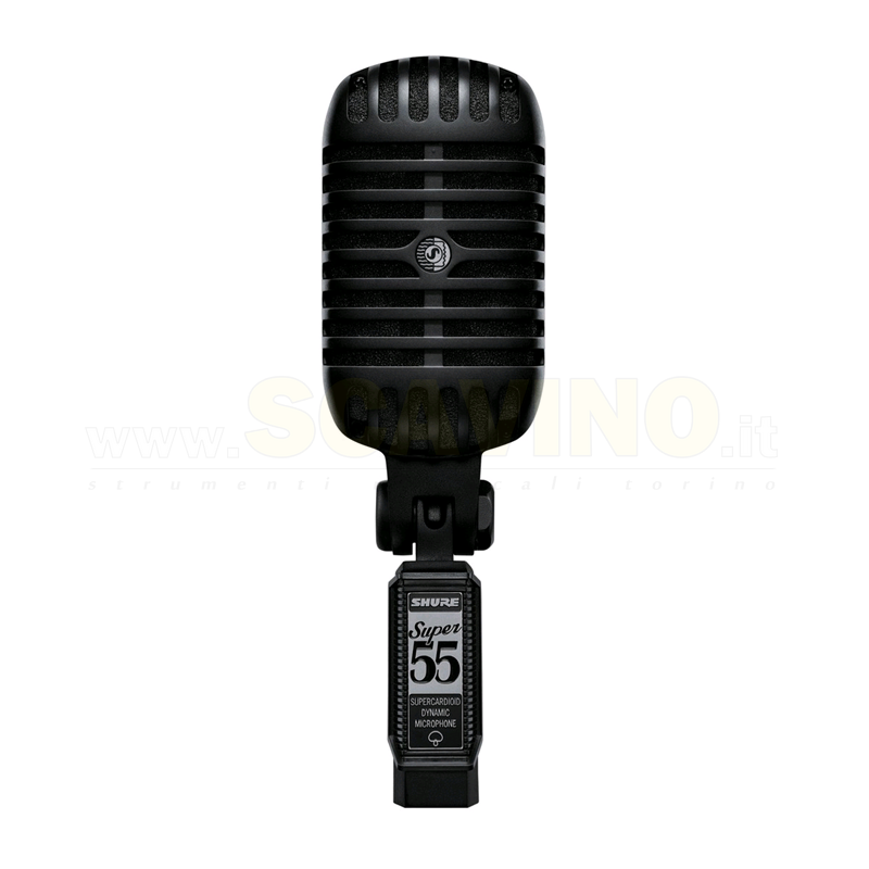 Shure Super 55 BLK Pitch Black Limited Edition