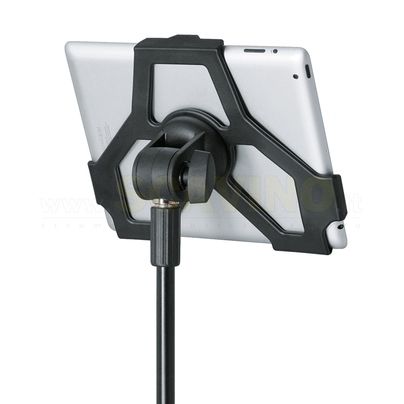 K&M 19712 Supporto per iPad 2, iPad 3 e iPad 4 Konig & Meyer