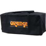 ORANGE SMALL HEAD BAG