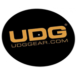 UDG ULTIMATE SLIPMAT SET BLACK/GOLDEN