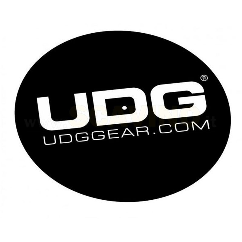 UDG U9931 - ULTIMATE SLIPMAT SET BLACK/WHITE