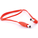T-REX AC CABLE RED (2,1-2,5) 50 CMS