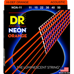 DR NOA-11 NEON ORANGE