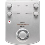 ZOOM PD01 POWER DRIVE - OVERDRIVE