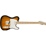 Fender Squier Affinity Telecaster 2-Color Sunburst Maple Neck