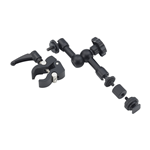 Zoom HRM7 clamp universale con camera mount