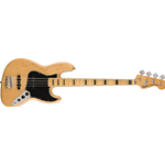 Fender Squier Classic Vibe '70s Jazz Bass®, Maple Fingerboard, Natural