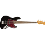 Fender Squier Classic Vibe '60s Jazz Bass®, Laurel Fingerboard, Black