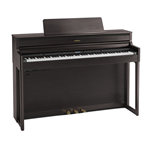 Roland HP704DR Pianoforte Digitale Dark Rosewood + KSH704 2DR