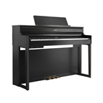 Roland HP704 CH Pianoforte Digitale Charcoal Black