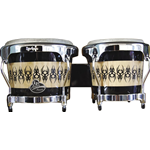 Latin Percussion LPA601 SSC Bongos Aspire a Scacchi