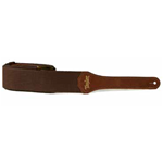 Taylor GS Mini Strap,Chocolate Brown Cotton,2""