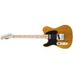 Fender Squier Affinity Series™ Telecaster® Left-Handed, Maple Fingerboard, Butterscotch Blonde