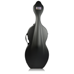 "BAM 1003XL LN Nero Astuccio per violoncello HIGHTECH ""Shamrock""  Black Textured"
