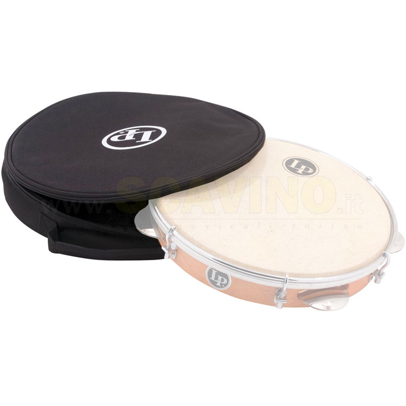 Latin Percussion LP3937 Pandeiro Bag 10'' Borsa per Pandeiro