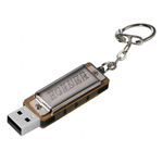 HOHNER USB MINI HARP WITH KEY RING