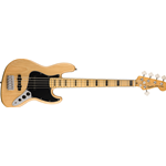 Fender Squier Classic Vibe '70s Jazz Bass® V, Maple Fingerboard, Natural