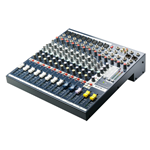 Soundcraft EFX8 Mixer 8 ingresso mono