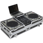 WALKASSE WMDJ10BLTS DJ CASE 2GIRA+1MIX