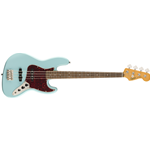 Fender Squier Classic Vibe '60s Jazz Bass®, Laurel Fingerboard, Daphne Blue