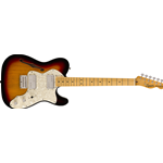 Fender Squier Classic Vibe '70s Telecaster® Thinline, Maple Fingerboard, 3-Color Sunburst