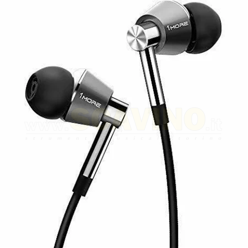 1MORE E1001 AULARI IN-EAR SILVER