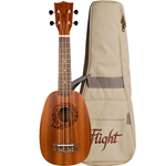 Flight NUP310 Ukulele Soprano Pineapple