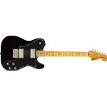 Squier Fender Classic Vibe '70s Telecaster® Deluxe, Maple Fingerboard, Black