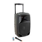 Soundsation GO-SOUND 10AMW Cassa Attiva a batteria MP3