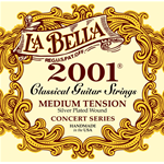 La Bella 2001 Set Corde Chitarra Classica Medium