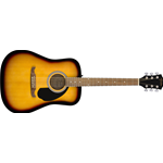 Fender FA-125 Dreadnought Sunburst