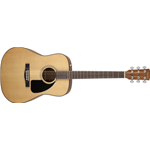 Fender CD60 Dread V3 DS, Natural WN
