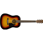Fender CD60 Dread V3 DS, SunBurst WN 097-0110-532