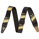 Fender Competition Stripe Strap, Gold