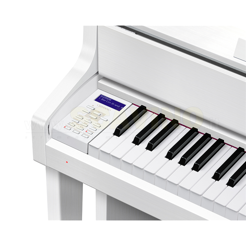 Casio GP310 WE Pianoforte digitale Bianco serie Celviano 88 tasti