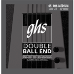 GHS Set Basso Steinberger Duble Ball End 5630