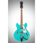 Epiphone Casino Turquoise with Bigsby Limited Edition