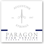 Augustine  Paragon Red Fluorocarbon High Corde Chitarra Classica