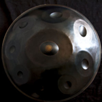 RAMMERDRUM Handpan 8 note, Disco Armonico, Hang, HandPan
