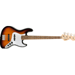 Fender Squier Affinity Jazz Bass Brown Sunburst