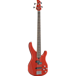 YAMAHA TRBX204IIBRM ELECTRIC BASS BRIGHT RED METALLIC