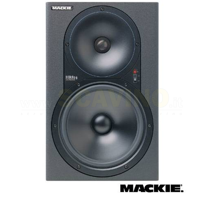 Mackie HR824 coppia monitor da studio ex demo