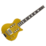 TRAVELER EL EG-1C CHITARRA CUSTOM GOLD TOP