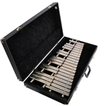 Adams Table Glockenspiel, F5-D8, 2.6 oct., steel bars 31mm, case included