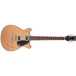 Gretsch G5222 Electromatic® Double Jet™ BT with V-Stoptail Aged Natural