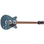 Gretsch G5222 Electromatic® Double Jet™ BT with V-Stoptail Jade Grey Metallic
